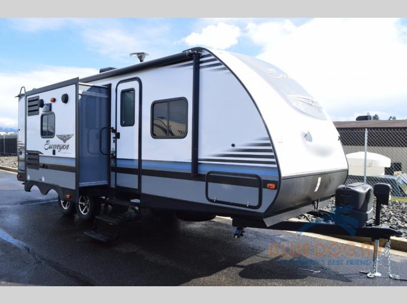 2018 Forest River Rv Surveyor 247BHDS