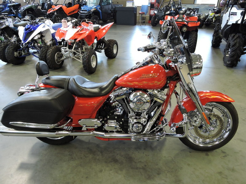 2007 Harley-Davidson FLHRSE3 - Road King Screamin' Eagle