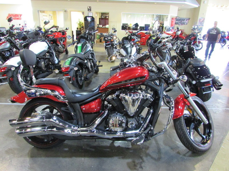 Yamaha stryker motorcycles for sale in florida for Yamaha north miami