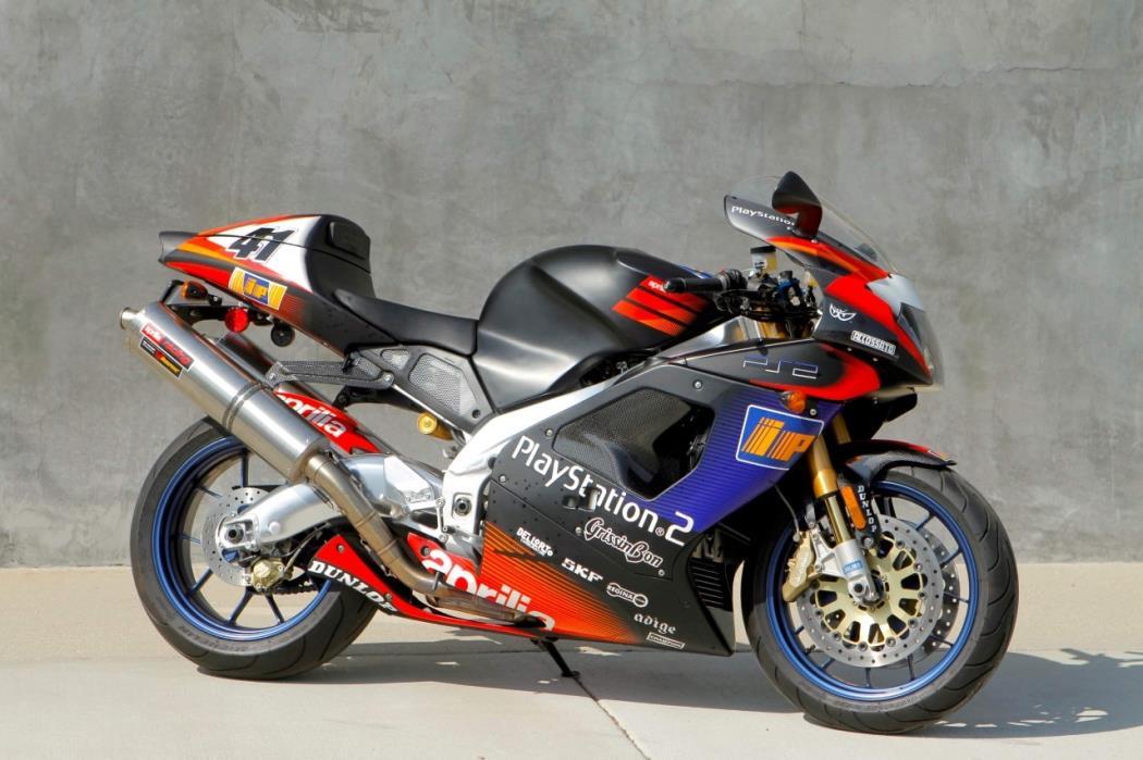 2003 Aprilia RSV1000 Haga Replica