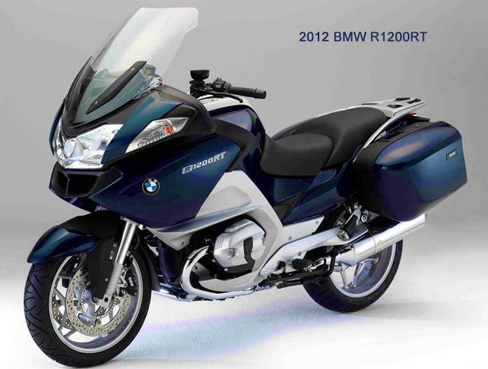 2012 BMW R 1200 RT