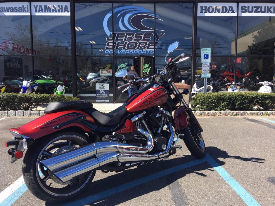 Yamaha raider motorcycles for sale in new jersey for Yamaha motorcycles nj