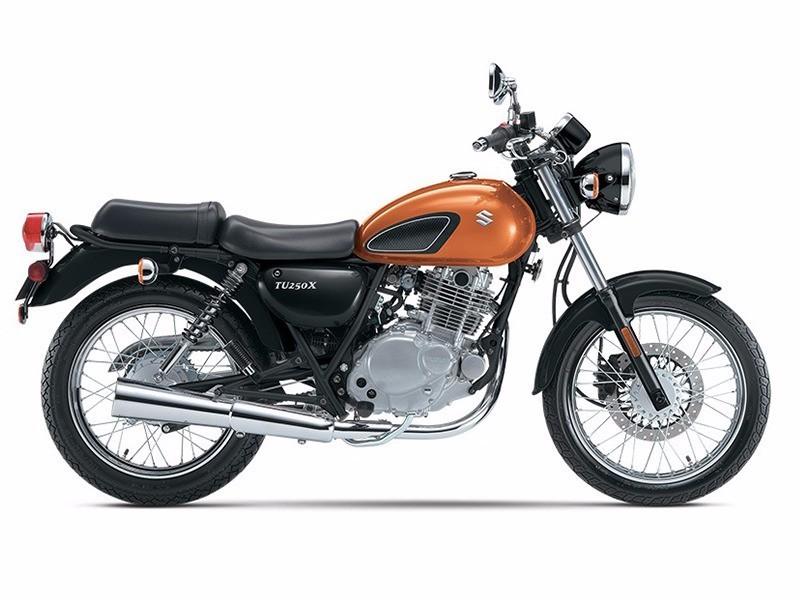 2016 Suzuki TU250X