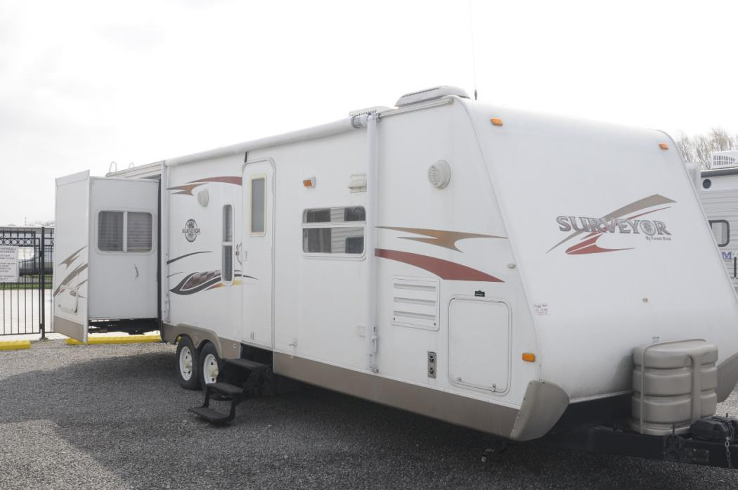 2008 Forest River Surveyor SV301