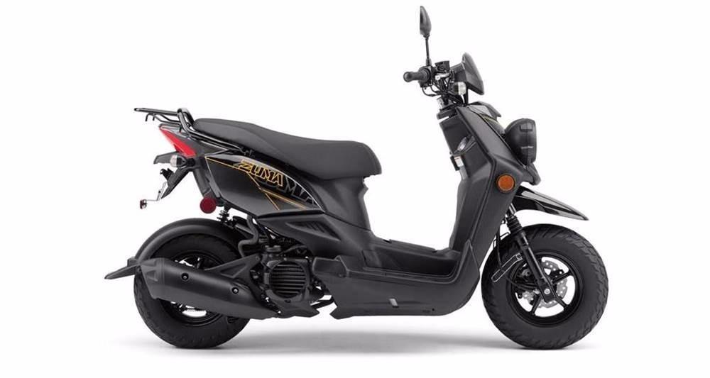 2017 Yamaha Zuma 50F