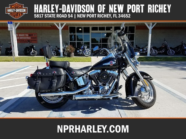 2016 Harley-Davidson FLSTC SOFTAIL HERITAGE CLASSIC