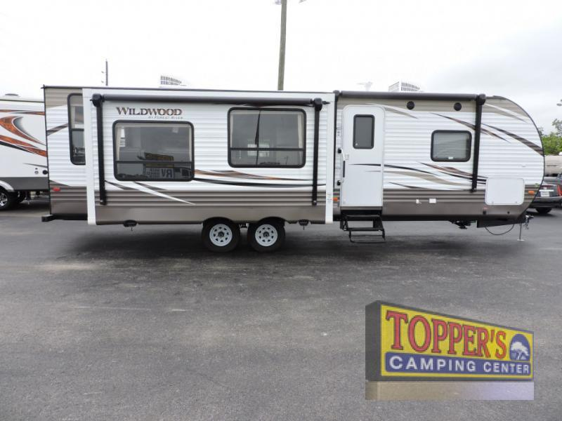 2018 Forest River Rv Wildwood 27REI