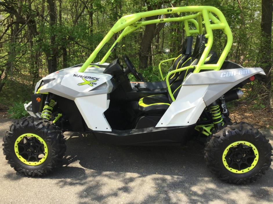 2015 Can-Am Maverick™ X ds 1000R
