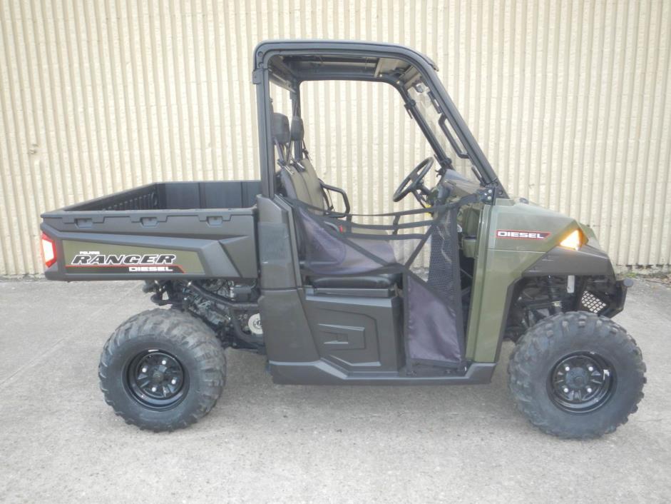 2015 Polaris Ranger Diesel