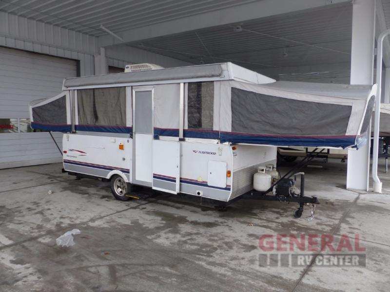 2005 Fleetwood Rv Highlander Sequoia