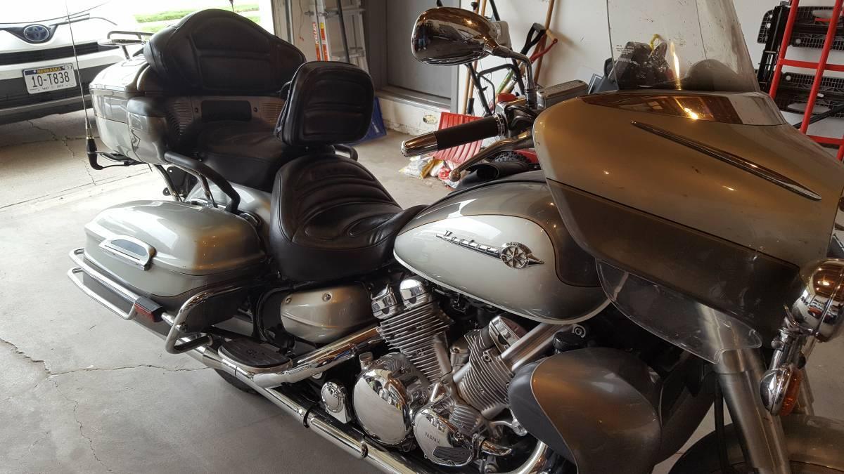 1999 Yamaha XVZ1300