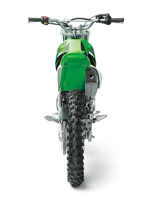 2017 Kawasaki KLX140G, 6