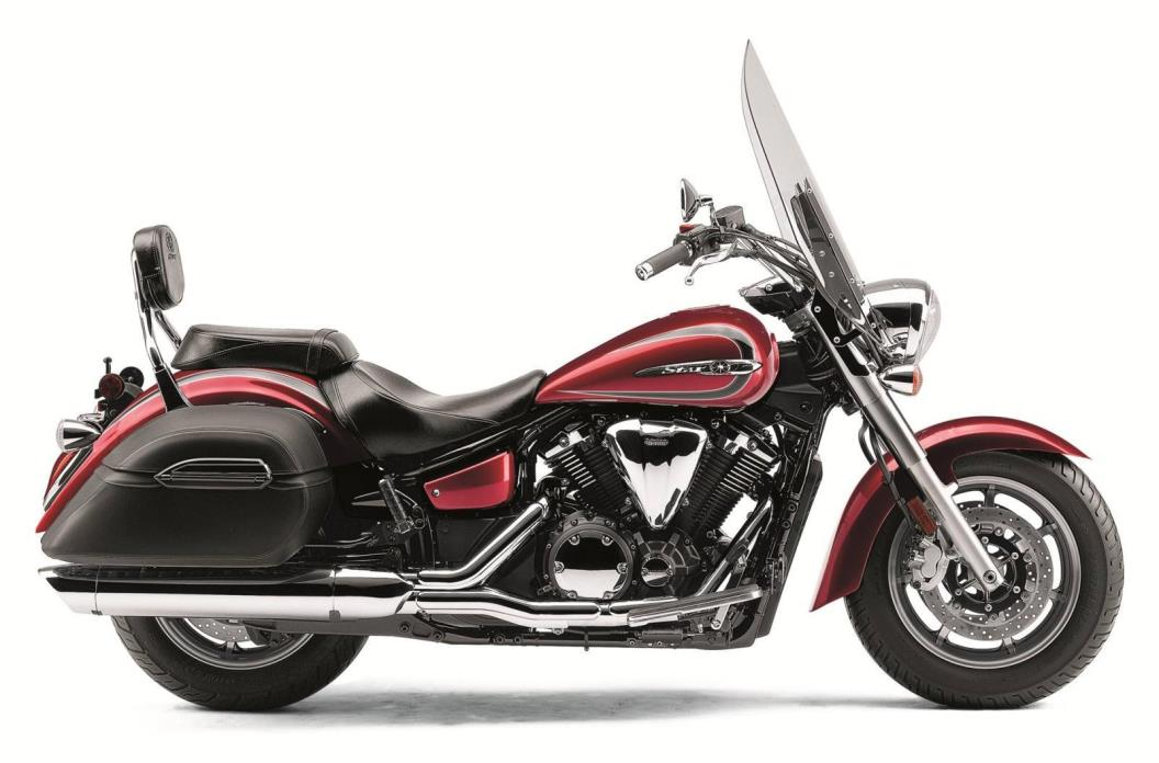 2013 Yamaha V-STAR 1300 TOURER