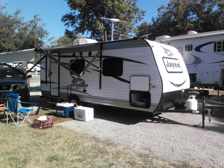 Used Jayco Travel Trailers In Texas