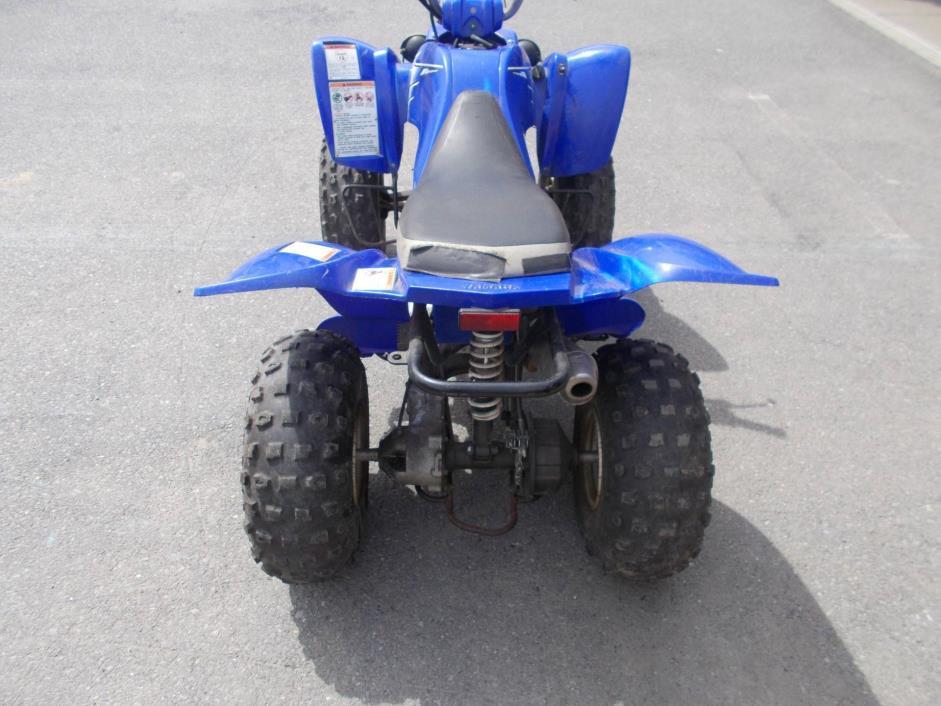 2008 Yamaha Raptor 80