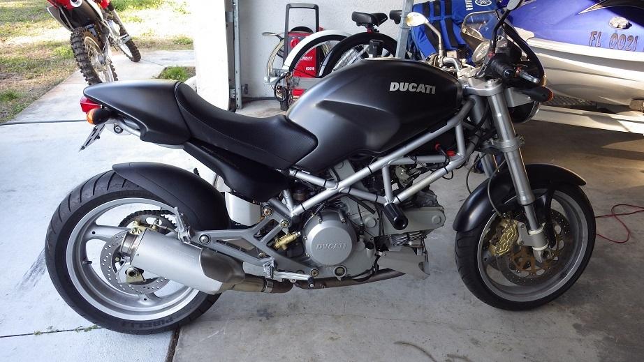 2003 Ducati MONSTER 620