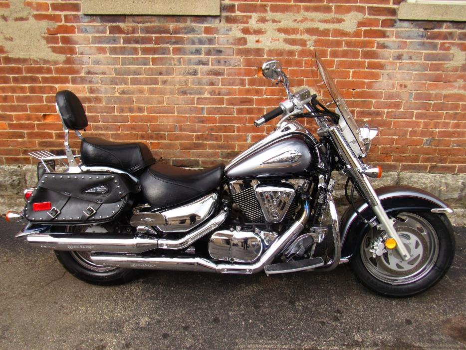 suzuki intruder motorcycles for sale in ohio. Black Bedroom Furniture Sets. Home Design Ideas