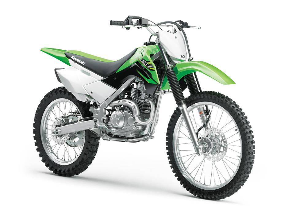 2017 Kawasaki KLX140G, 3