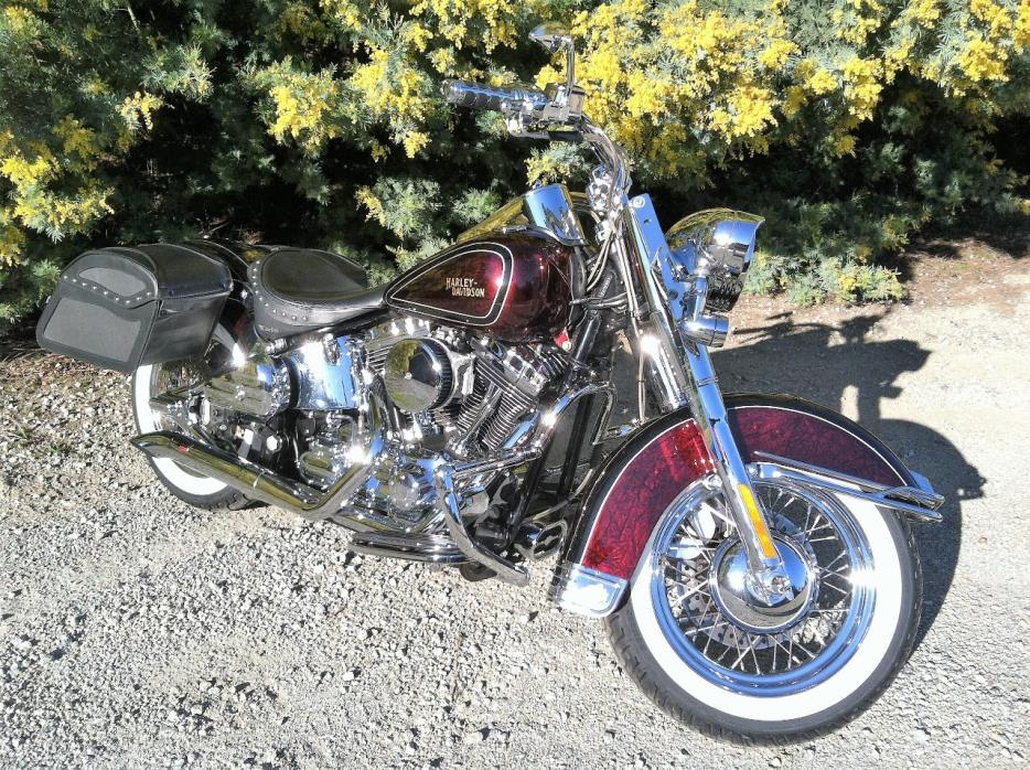 2002 Harley-Davidson HERITAGE SOFTAIL SPECIAL