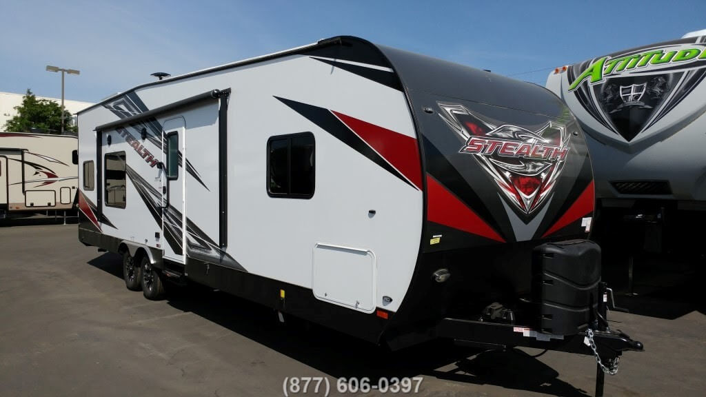2017 Forest River Stealth FQ2715G