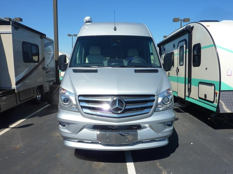 2016 Airstream Interstate Grand Tour EXT IS 24ANCV3 Twin GT