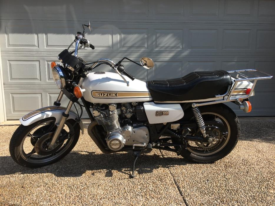 Gs1000 Suzuki Motorcycles for sale