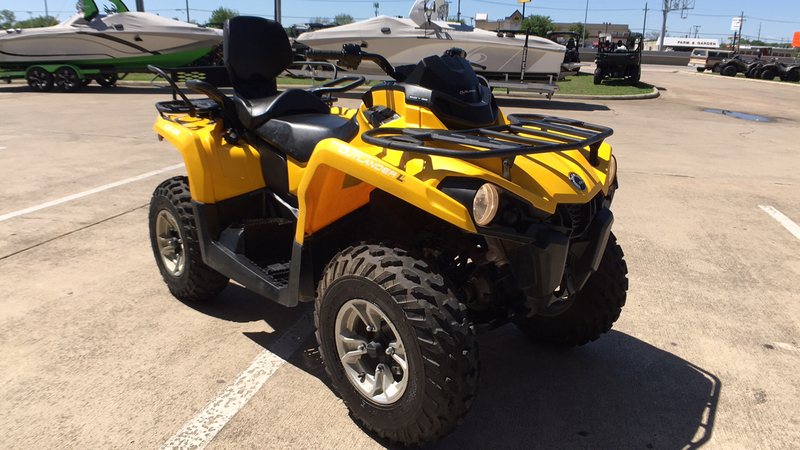 2015 Can-Am OUTLANDER MAX 450