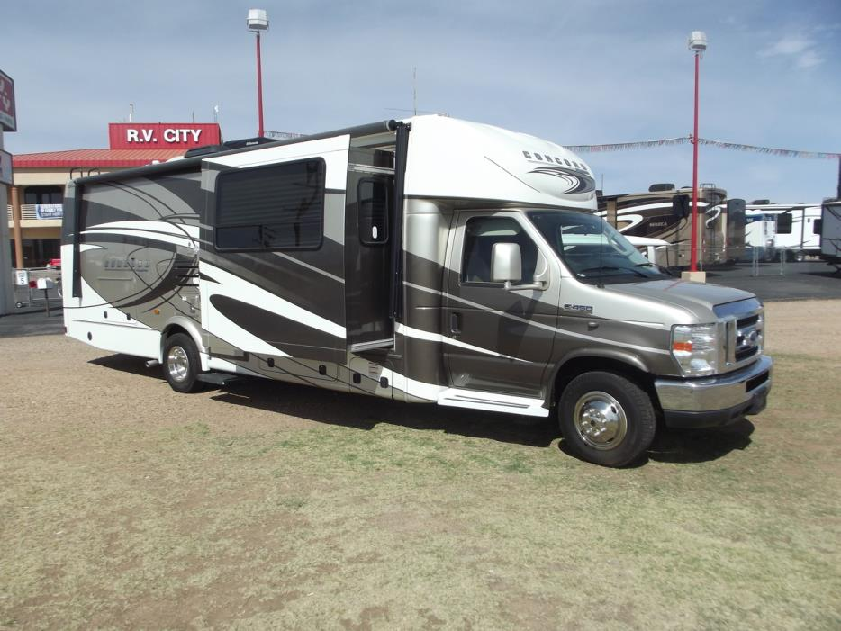 2015 Coachmen CONCORD 300TS-FORD