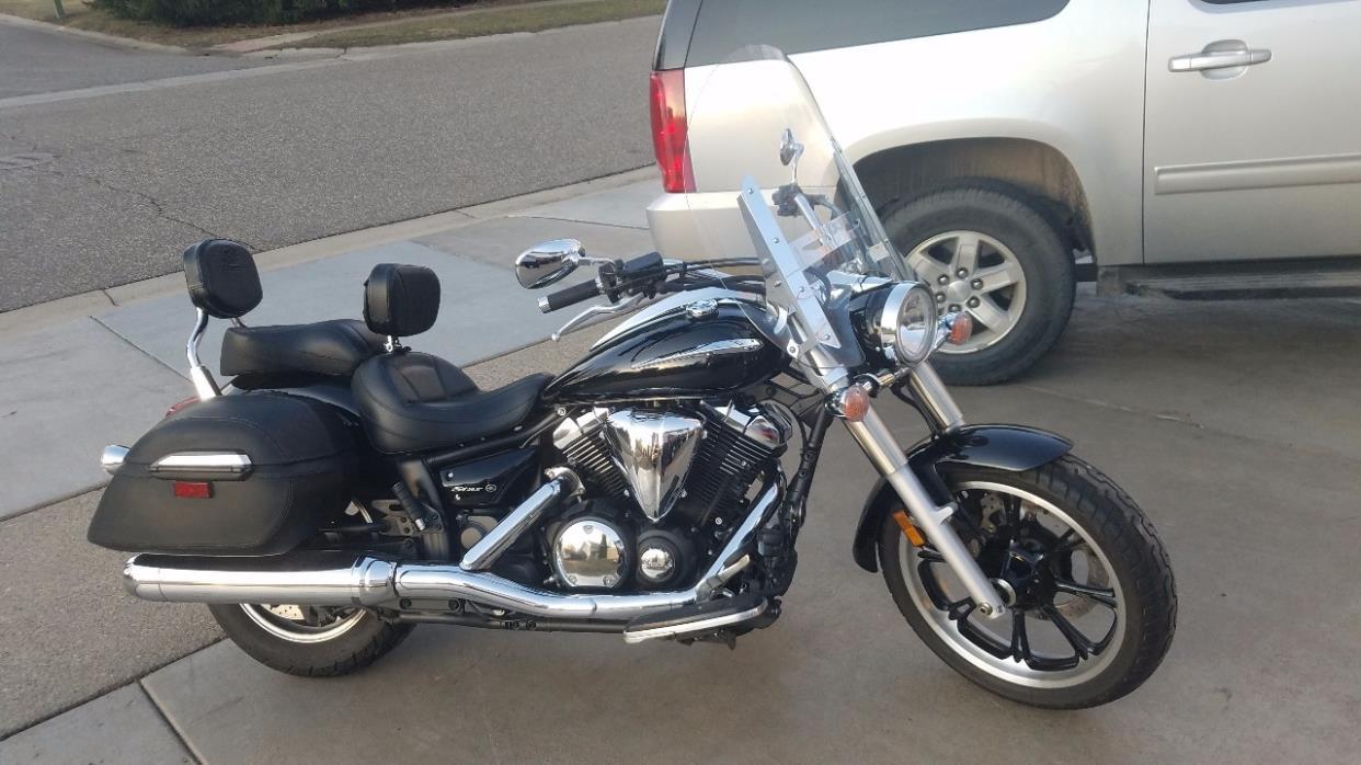 Yamaha v star 950 tourer motorcycles for sale in minnesota for Yamaha dealers mn