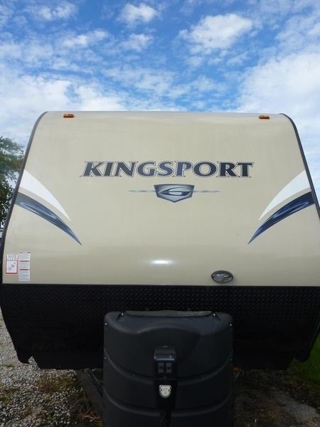 2016 Gulf Stream Kingsport Travel Trailer 321TBS