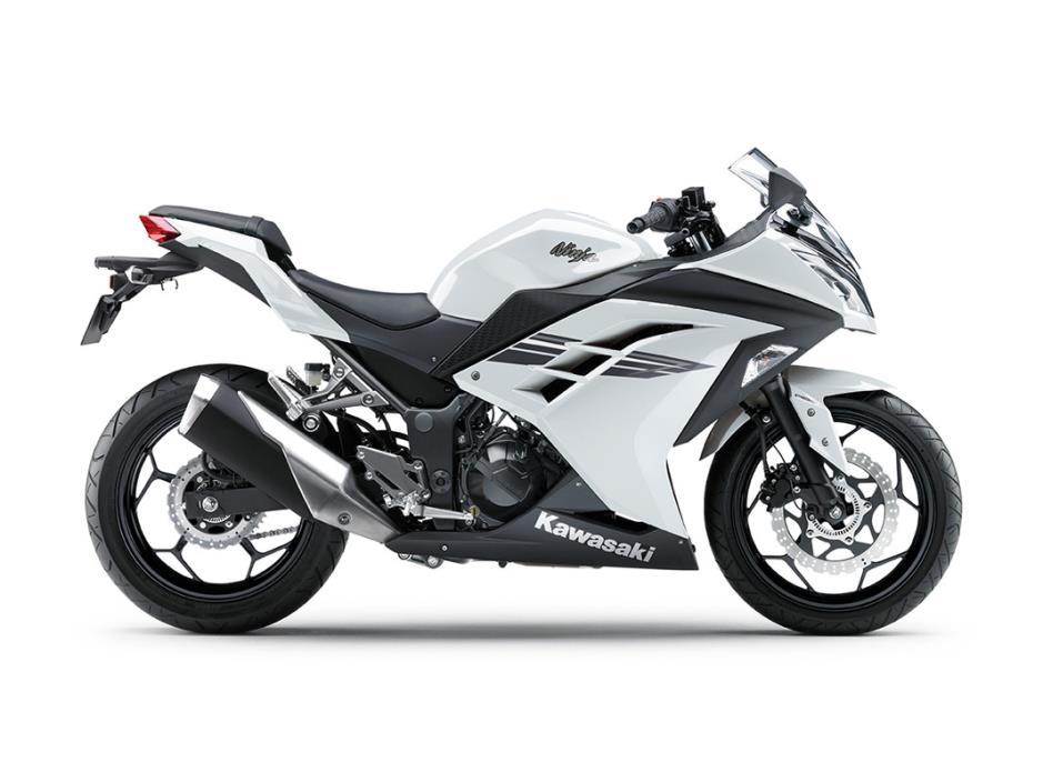 2017 Kawasaki Ninja300