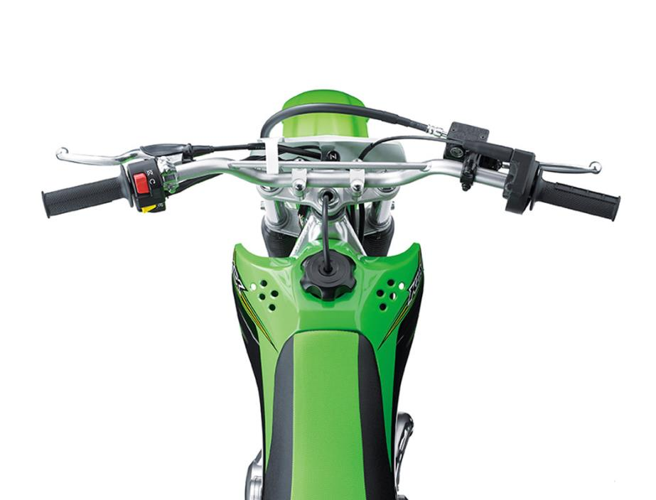 2017 Kawasaki KLX140G, 9