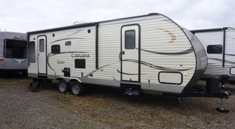2014 Coachmen CATALINA 263RLS