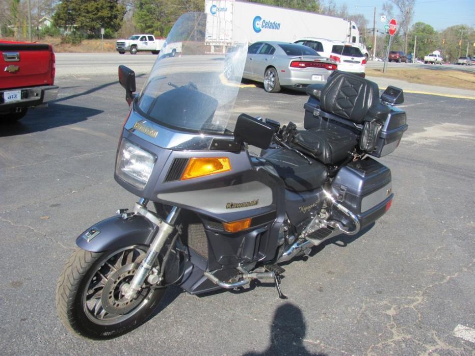 2000 Kawasaki VOYAGER XII 1200