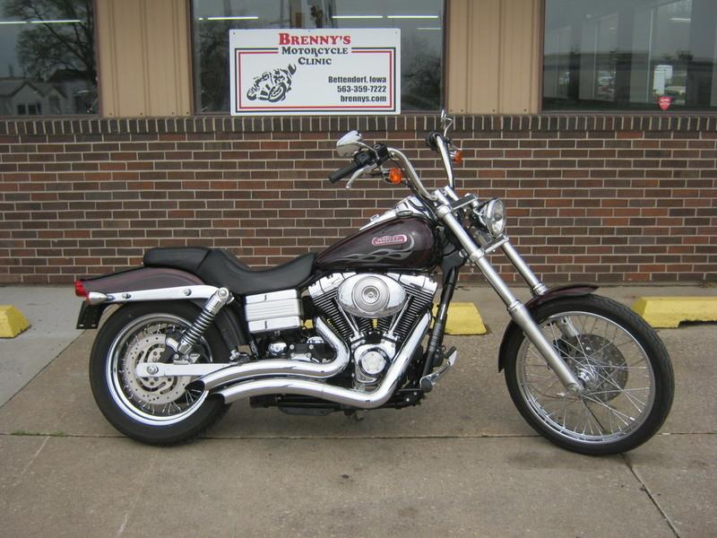 harley davidson fxdwgi dyna wide glide motorcycles for sale. Black Bedroom Furniture Sets. Home Design Ideas
