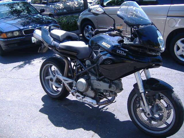 2005 Ducati MULTISTRADA 1000