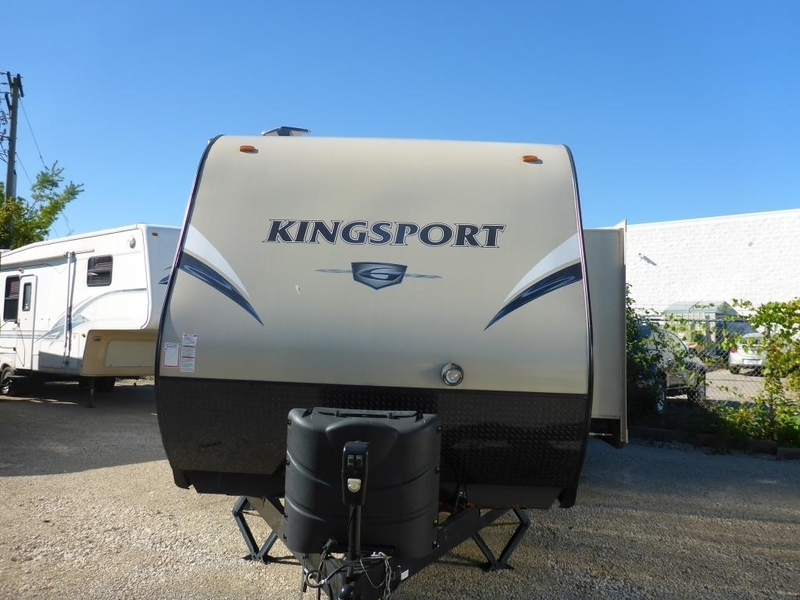 2016 Gulf Stream Kingsport Travel Trailer 278DDS