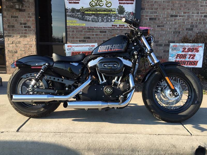 2012 Harley-Davidson FORTY-EIGHT