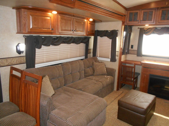 2014 Jayco Pinnacle