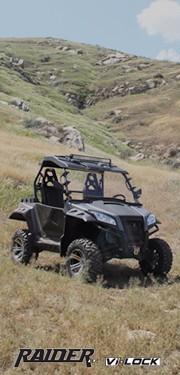 2017 Odes Raider LT 800cc