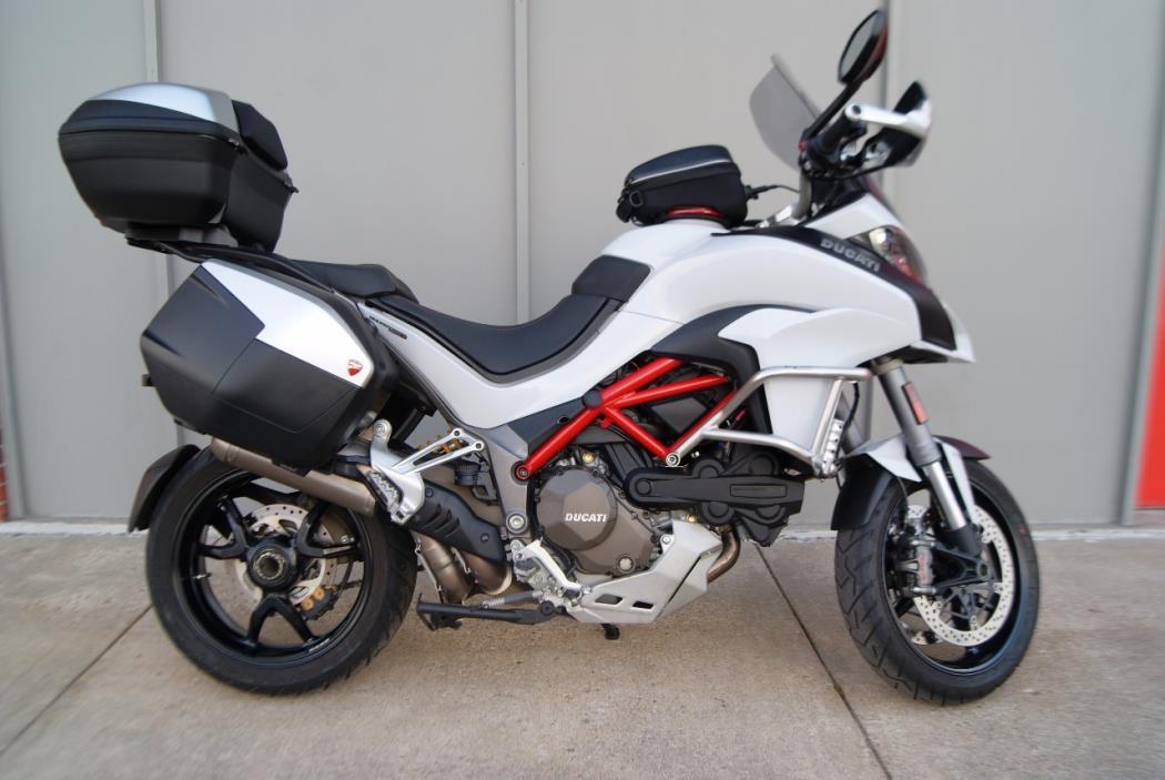 2015 Ducati MULTISTRADA 1200 S TOURING