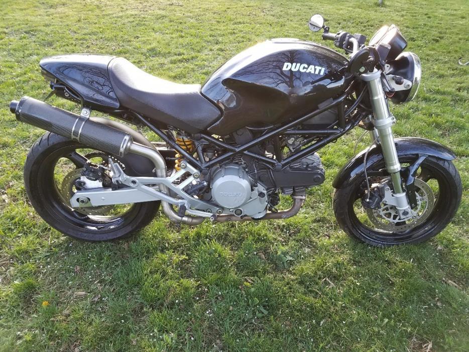 2005 Ducati DARK