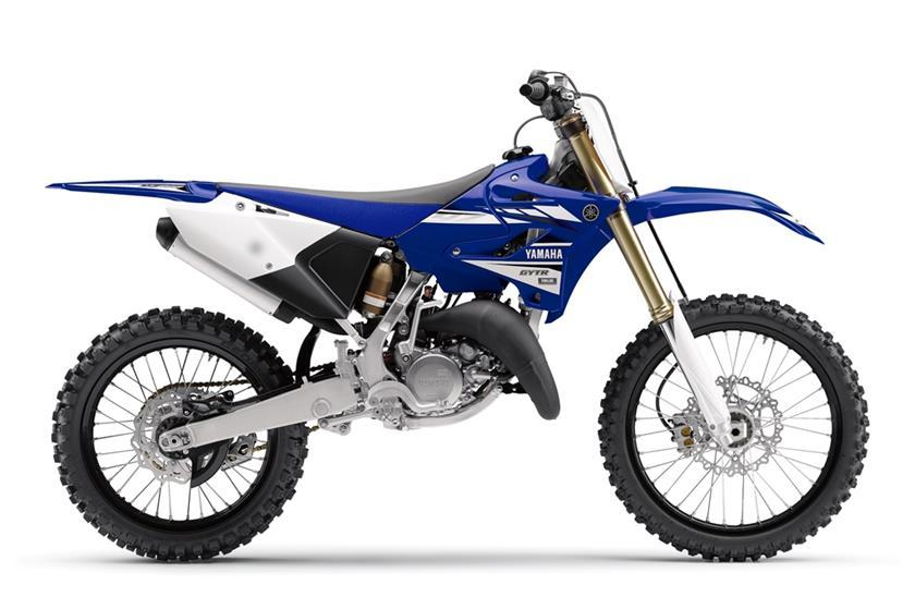 2017 Yamaha YZ125