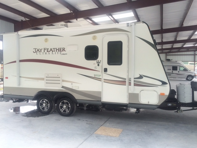 2014 Jayco JAY FEATHER X18D