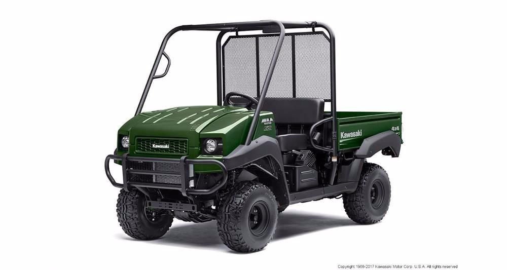 2017 Kawasaki MULE 4010 4X4