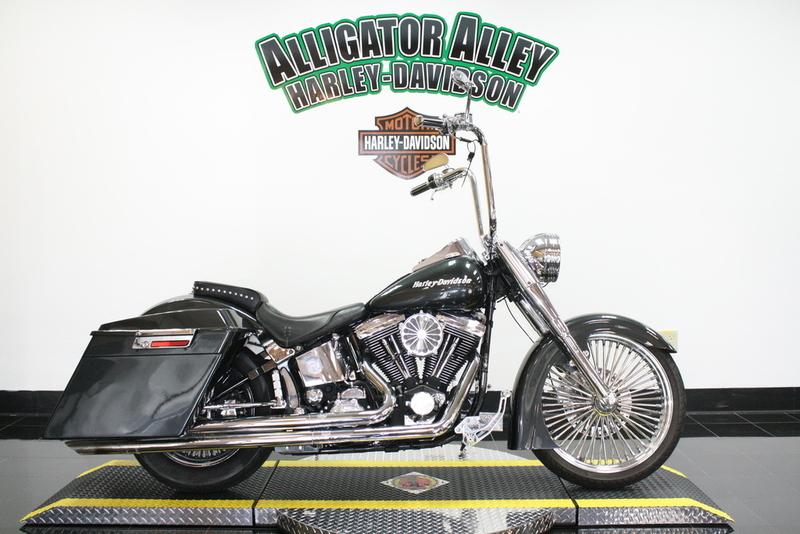 1998 Harley-Davidson FLSTFI