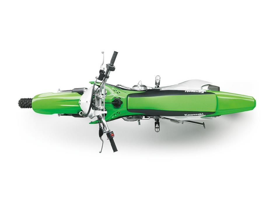 2017 Kawasaki KLX140G, 4