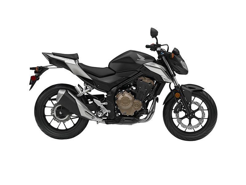 2016 Honda CB500F