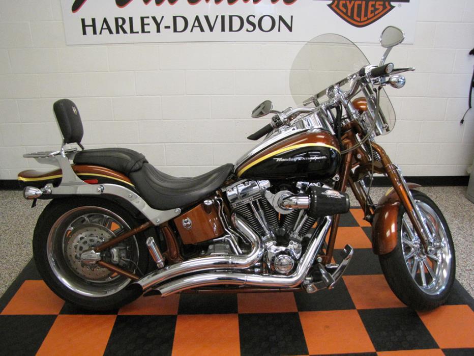 harley davidson softail springer motorcycles for sale. Black Bedroom Furniture Sets. Home Design Ideas