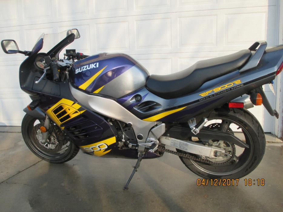 1996 Suzuki RF 900